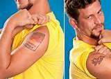 Tatuagens Marcam Os Corpos Dos Participantes Do Big Brother Brasil