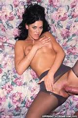 Faith Adams is asexy stunner with an-all natural body and dark exotic ...