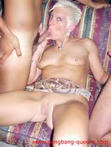 Free Picture 07 - Mature Blowjob Orgy