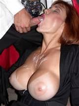 ... women giving head - a lot of cum; Amateur Big Dick Blowjob MILF Cougar